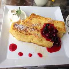 Mint French Toast
