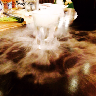 Molecular Drinks at Barcelos (Review)