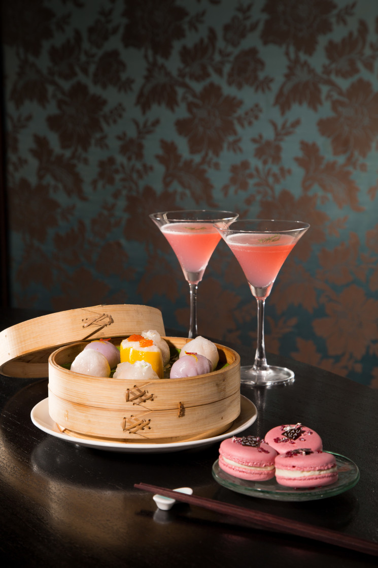 Yauatcha Turns 3 in Delhi