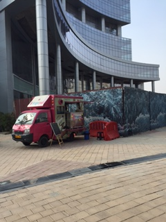 Food Trucks at One Horizon Center