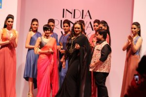 Laxmi Narayan Tripathi has walked the ramp for Jewellery designer Akassh K Aggarwal 1
