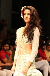 Natasha stankovic showcased the collection of Gauri Couture 1