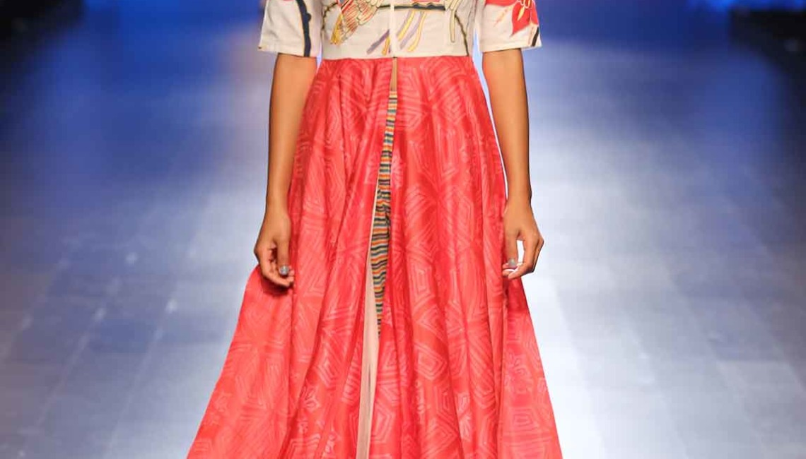 Swati Vijaivargie – Lakme Fashion Week Spring Summer 2016