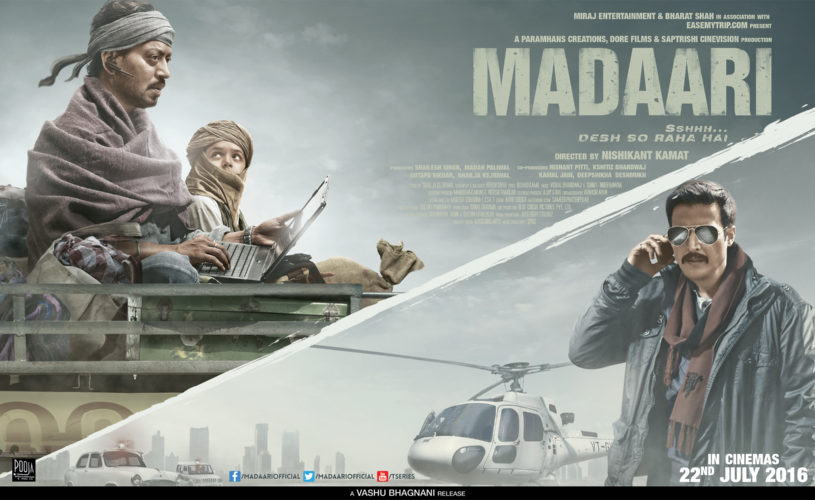 #Madaari : Common Man with Uncommon Powers