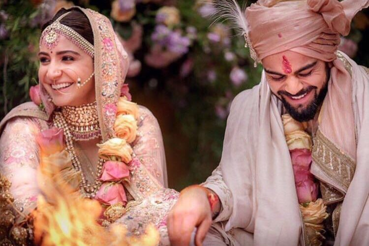 Virat Anushka Wedding (In case you missed)