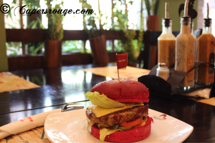 Barcelos Red Burger (Review)