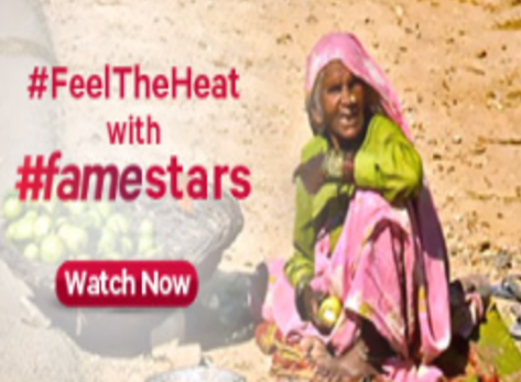 #FeelTheHeat with #FameStars: Efforts Do Count