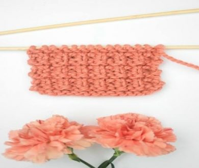 How to Knit the Hurdle Stitch with Studio Knit / Knitting Stitches
